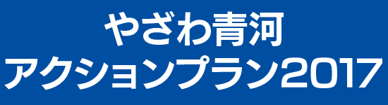 やざわ青河 アクションプラン2017
